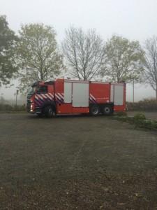 brandweer klaar compleet